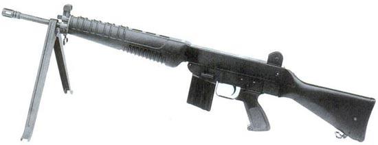 Штурмовая винтовка (автомат)SAR-80