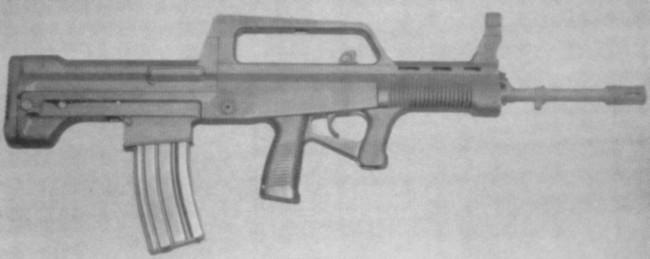 5.56x45мм автомат QBZ-97 / Type 97, экспортный вариант
