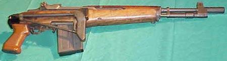 Штурмовая винтовка BM59 Para