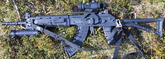штурмовая винтовка Rk 95 TP