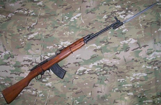 Автомат (штурмовая винтовка) Type 63 / Type 68
