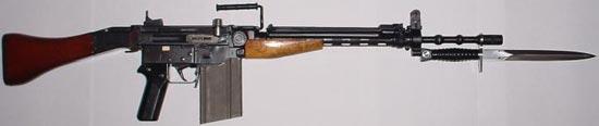 Штурмовая винтовка SIG SG 510-4
