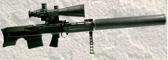 снайперская винтовка 6с8