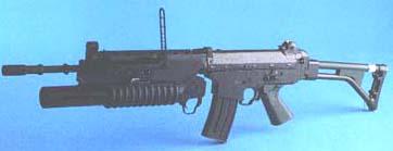 Bofors AK5C
