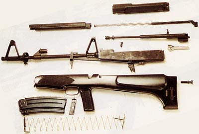 M-82 неполная разборка