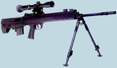 винтовка QBU 88