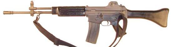 Шурмовая винтовка (автомат) Daewoo K2 / DR-100 / DR-200 /