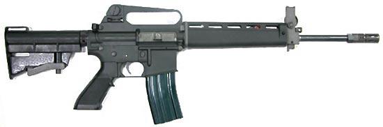 Штурмовая винтовка (автомат) T86 / Type 86