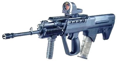 Штурмовая винтовка (автомат)ST Kinetics SAR 21