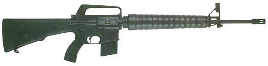 Штурмовая винтовка CQ 5.56 / CQ-311 / CQ 311-1