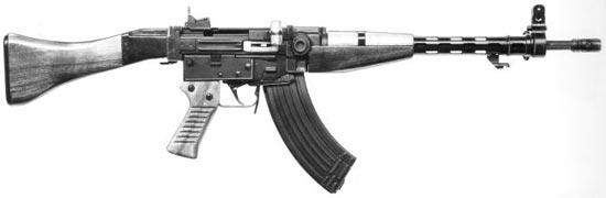автомат SIG SG 510-3