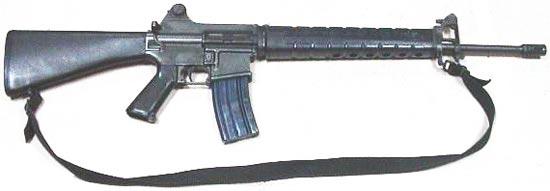 Штурмовая винтовка (автомат) T65 / Type 65