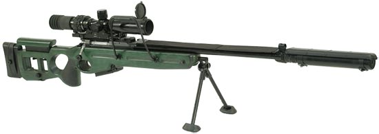 """Снайперская винтовка """"СВ-98"""""""