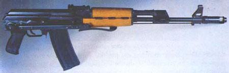 Автомат Zastava M80A