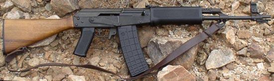Автомат Rk 71S (M-71S) калибра 5.56x45 мм с деревянным прикладом