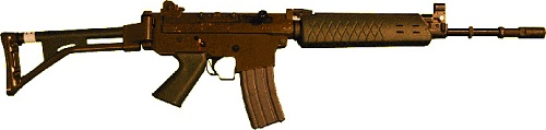 Bofors AK5 - базовый вариант
