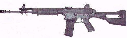 Штурмовая винтовка SR-88А