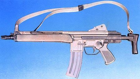 Штурмовая винтовка (автомат) CETME L / LC