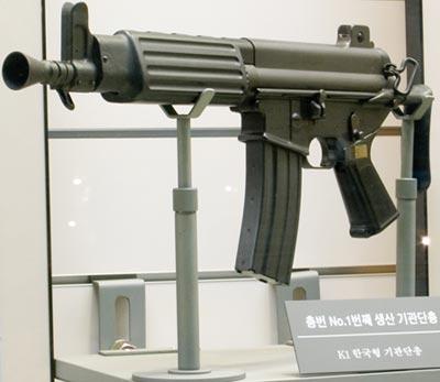 Daewoo K1