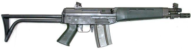 SIG SG-543 калибра 5.56х45мм