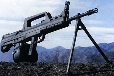 Штурмовая винтовка QBB-95 LSW