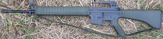 Штурмовая винтовка T65K2