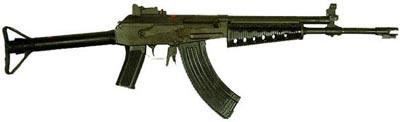 винтовка Valmet Rk 62