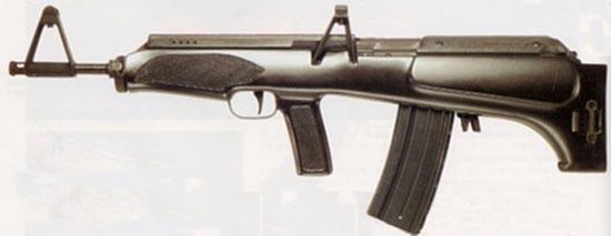 Автомат (штурмовая винтовка) Valmet M-82