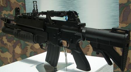 автомат T86 / Type 86