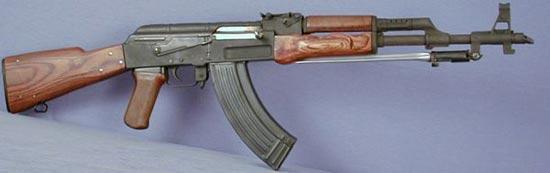 Автомат (штурмовая винтовка) Type 56 раннего выпуска