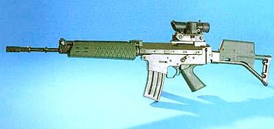 Bofors AK5B