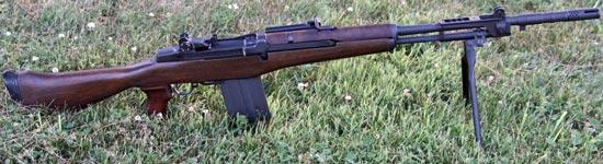 винтовка BM59 Mark II