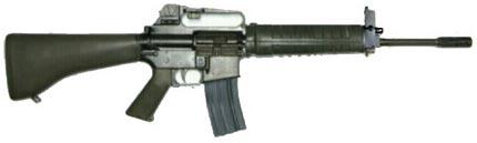Штурмовая винтовка T65K3