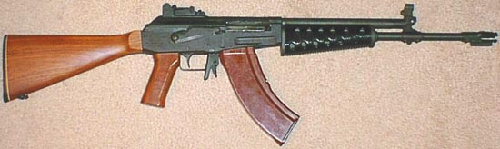 Rk 62 гражданский вариант