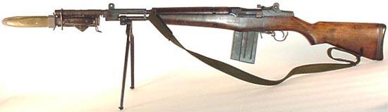 винтовка Beretta BM59 Mark I