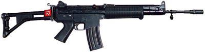 Штурмовая винтовка (автомат) Pindad SS1
