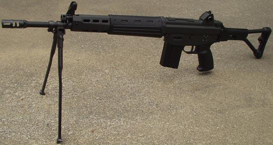 Штурмовая винтовка Howa Type 89