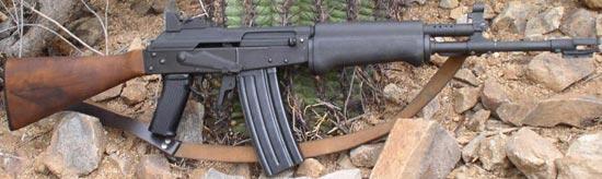 Автомат Rk 76 W калибра 5.56x45 мм