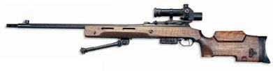 Снайперская винтовка МЦ-116М