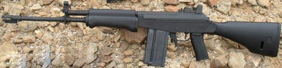 штурмовая винтовка Rk 76 P калибра 7.62х51 мм