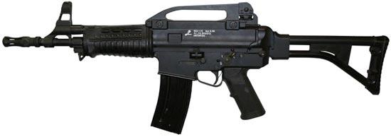 Штурмовая винтовка SS2-V5