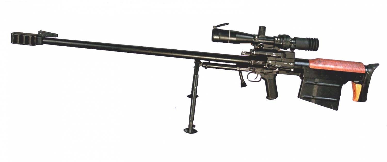 крупнокалиберный снайперские комплексы 6С8, 6С8-1