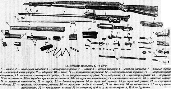 Снайперская винтовка G41