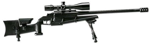 Снайперская винтовка Blaser Tactical-2