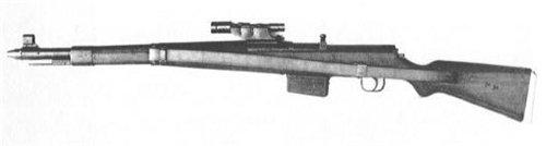 Снайперская винтовка модели G41 / Gewehr 41