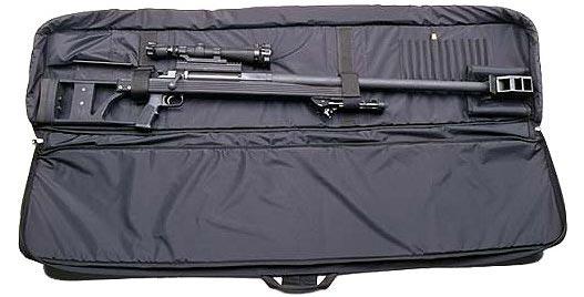 Armalite AR-50 при транспортировке