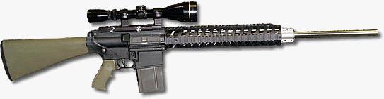 Снайперская винтовка AR-10(T) Ultra Mag