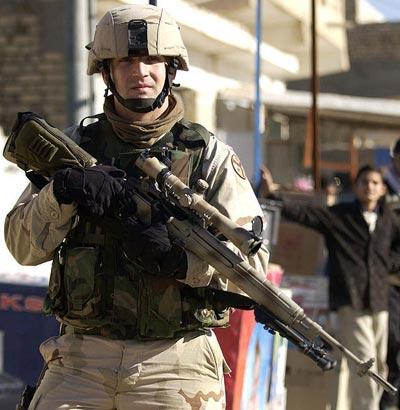 """Снайперская винтовка """"M21"""""""
