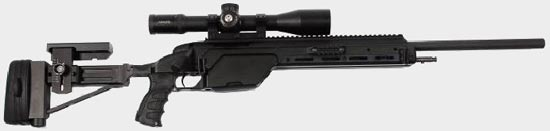 Снайперская винтовка Steyr Elite 08