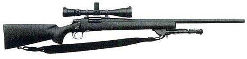 Снайперская винтовка Remington model 700 Police